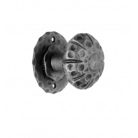 Kovaná koule na rozetě model 66