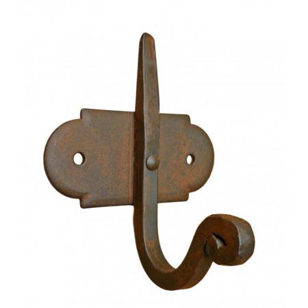 Kovaný věšák na zeď model 791