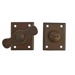Kovaná rozeta s WC uzamykáním model 14-10