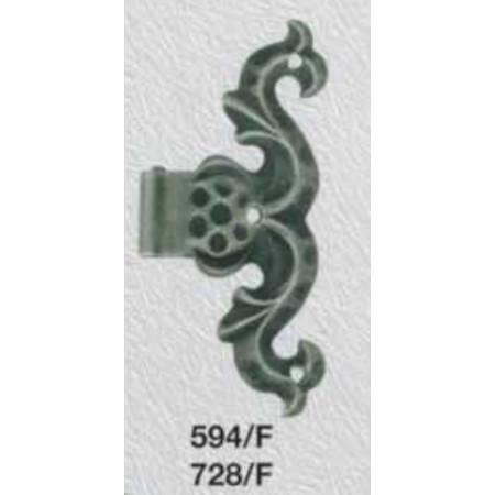 Kovaný falešný pant model 594F