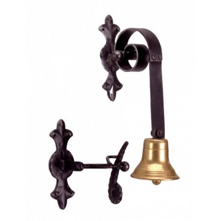 Kovaný zvonek na zeď model 3025