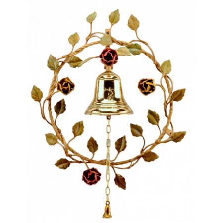 Kovaný zvonek na zeď model 3026