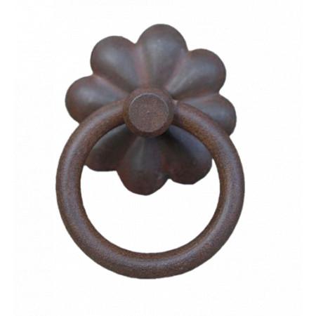 Kovaná nábytková úchytka kruhová model 025