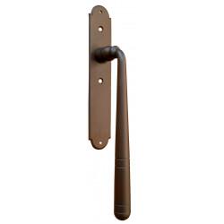 Kovaná okenní klika pro HS portál model 2512