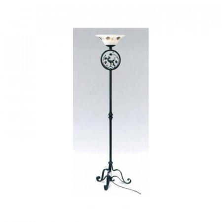 Kovaná stojací lampa model 3124